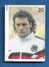 West Germany Guido Buchwald 20 (W)